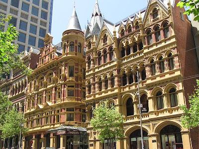 Hotel Le Meridien, Melbourne