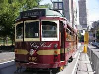 Bonde elétrico de Melbourne