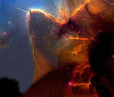 Hubble: berçário estelar