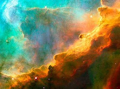 Hubble: Nebulosa de Cisne