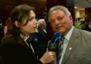 Monica Iozzi no Congresso
