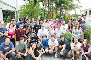 equipe CQC 2011