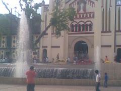 CATEDRAL METROPOLITANA DE VILLAVICENCIO, Meta, Colombia, Templo Donde Naci