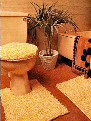 El cuaderno del decorador alfombras cada una en su cuarto for Alfombras de bano ikea