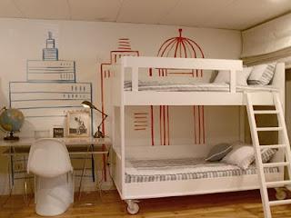 El Cuaderno Del Decorador Dormitorios Infantiles Literas