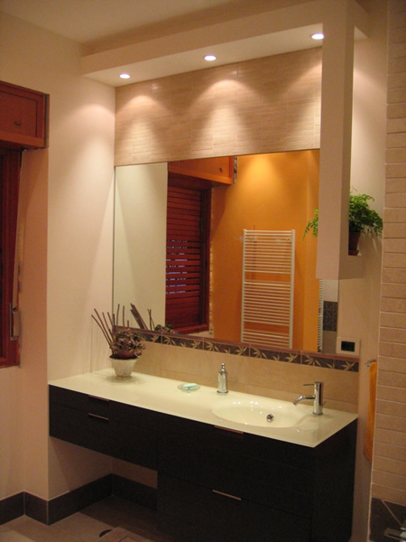 Iluminacion Baño Bauhaus:Bathroom Lighting Ideas