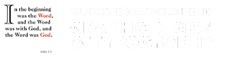 Typography Button