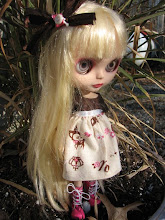 Through the Looking Glass:  An Etsy Shop For Blythe Dolls