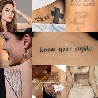 Tattoo Secret Selebrty