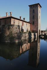 Il castello di Peschiera Borromeo