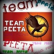 We're Team Peeta!