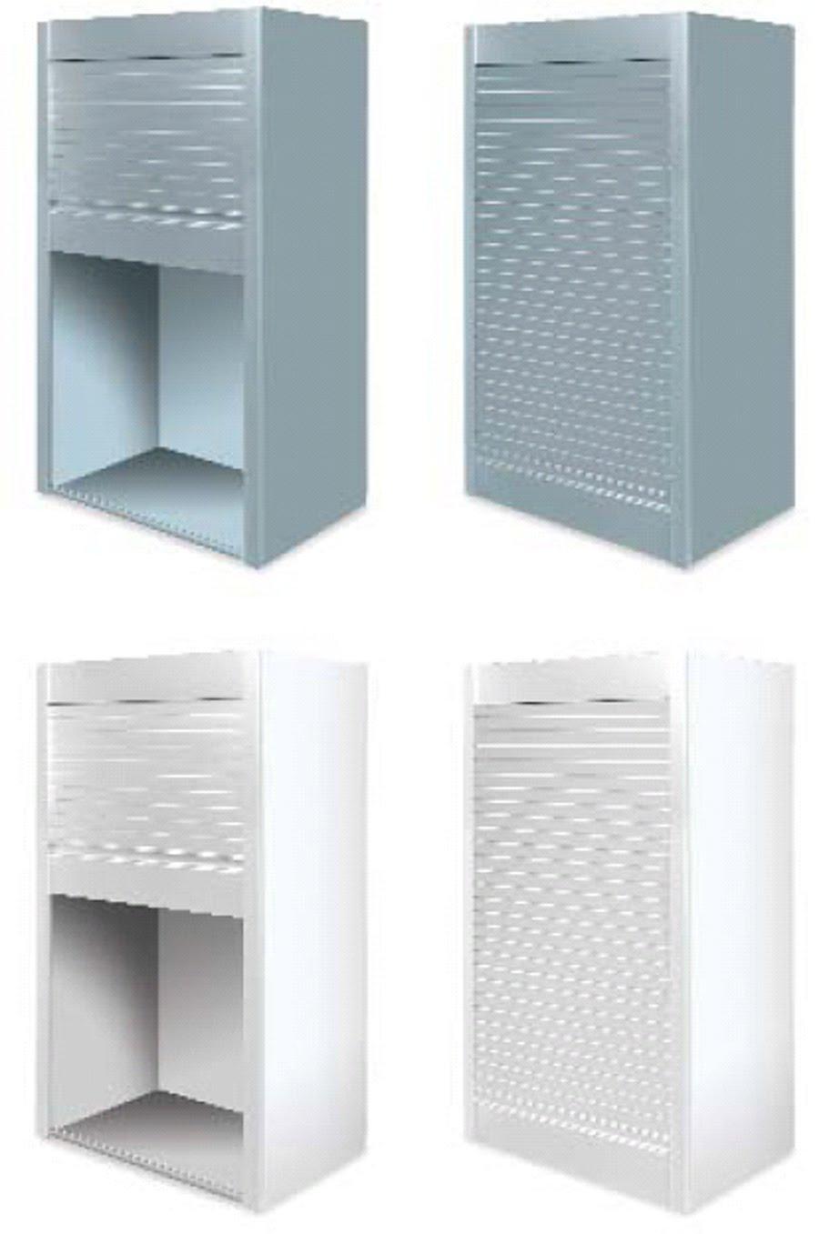 Especialistas en productos para la cocina ba o armario for Mueble de aluminio exterior