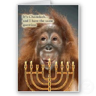 Thank You Hanukkah Cards