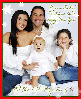 Christmas Family Cards