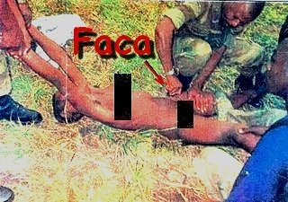 Mulher Sendo Estuprada E Mutilada