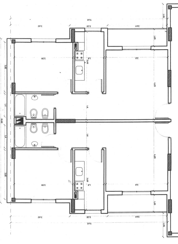 cooperativa cosquin ltda plano departamento de 2 ambientes