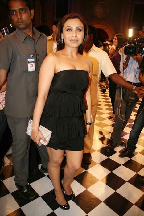rani mukherjee at hdil latest photos