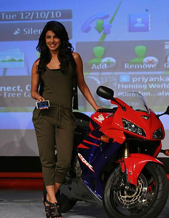 priyanka chopra launches nokia n unseen pics