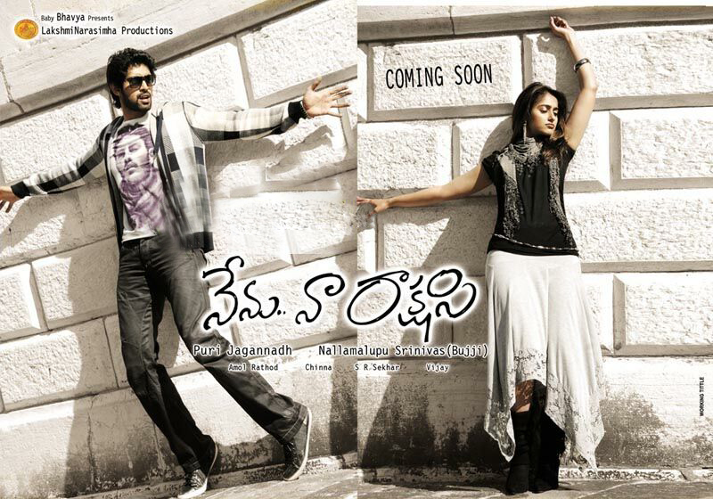 Nenu Naa Rakshasi Movie Stills leaked images
