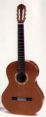 jual gitar nylon