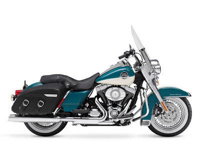 Harley-Davidson FLHRC Road King Classic, 2009 USA Specifications