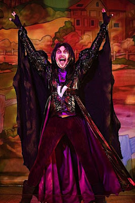 David Leonard - the greatest Pantomime Villian in the land!