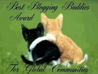 My Very First Blogger Award