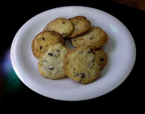 rezept schoko cookies great american choclate chip cookies die gro artigsten schokoladenkekse. Black Bedroom Furniture Sets. Home Design Ideas