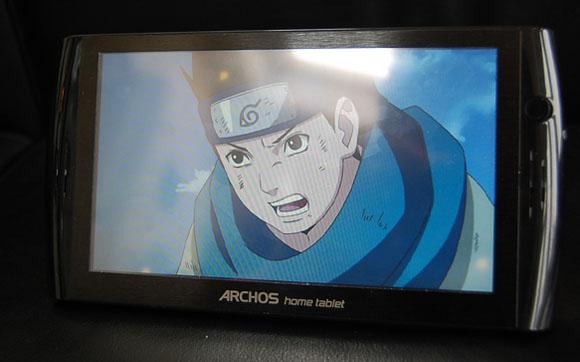 archos 7 android tablet.  Archos