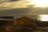 Kayak en el Golfo San José
