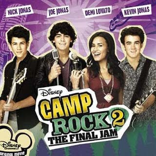 Camp Rock 2 film izle