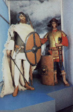 Luptator dac. Legionar roman