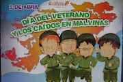 . por la cual se declara al día 2 de abril como Día del Veterano y de los . salida turno tarde
