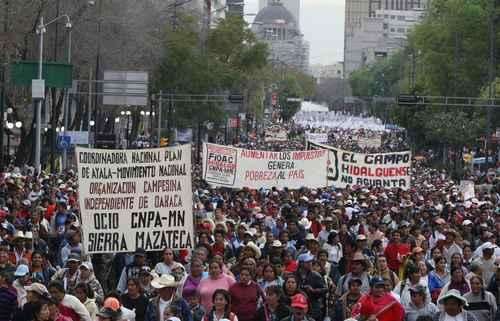 Imagen Marcha apyo al SME 29 enero 2010