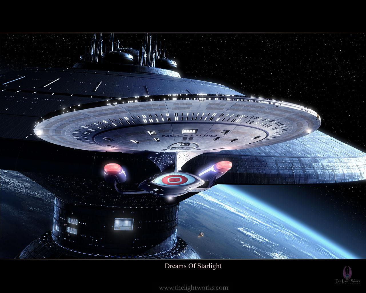 Sci Fi Blog.: Star Trek Wallpapers