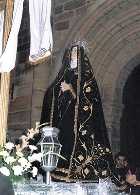 Virgen de la Soledad
