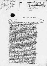 Documentos de la Historia