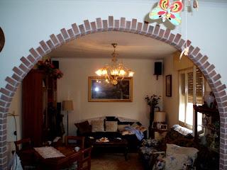 Araratrestauro - Cucina in mattoni faccia vista ...