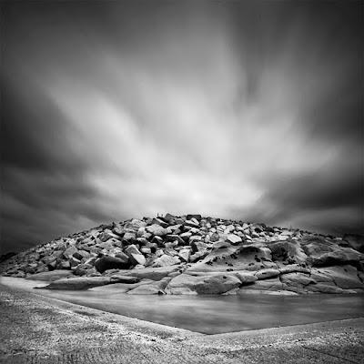 port de trébeurden sur la cote de granit