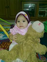 Afrina Huwaidaa'- 4 mth