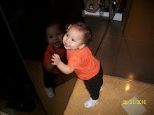 Afrina Huwaidaa'- 1 year