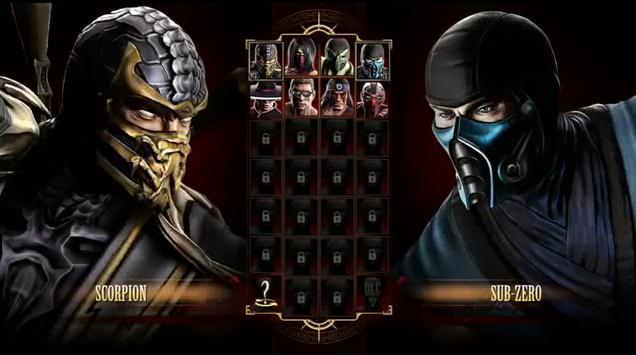 mortal kombat 9 characters pictures. Mortal Kombat 9 - Mortal