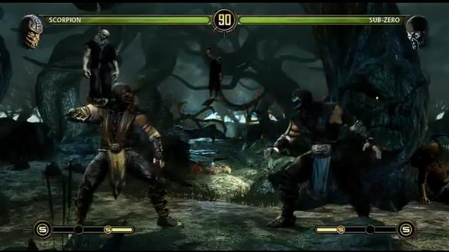 mortal kombat scorpion pictures. mortal kombat 9 wallpaper