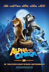 Alpha and Omega, Poster