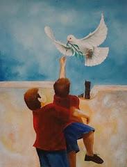 un vuelo por la paz