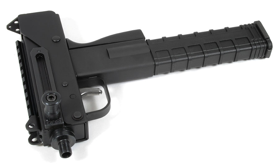 bushmaster acr 10.5 barrel. a nice threaded arrel for