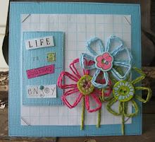 Handmade Daisies By Sandie