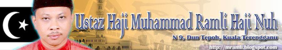 YB Ust Muhammad Ramli Hj Nuh