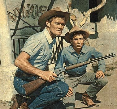 Rifleman poster. Image taken from http://supermantv.net/superman/superchuck.htm
