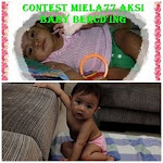 CONTEST MIELA77 AKSI BABY BERCD'ING